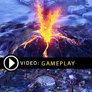 Sid Meier's Civilization 6 Gathering Storm Gameplay Video