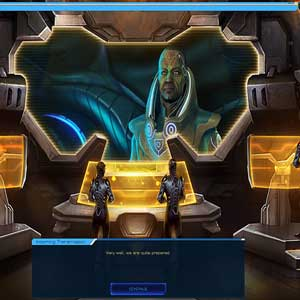 Sid Meiers Starships Galaxy Schlacht