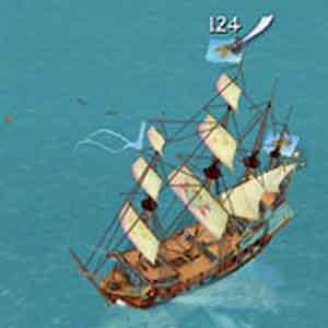 Sid Meiers Pirates!: Piratenschiffe