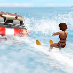 Sims 3 Island Paradise - Jetski fahren
