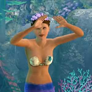 Sims 3 Island Paradise - Merfolk