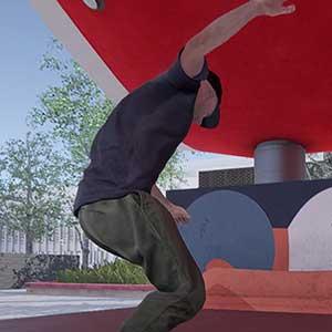 Skater XL Schienenflip