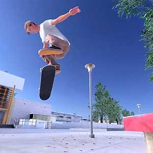 Skateboard-Spiele