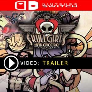 SKULLGIRLS 2ND ENCORE Nintendo Switch Digital Download und Box Edition