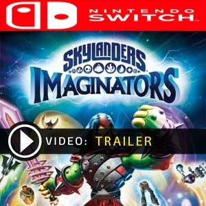 Skylanders Imaginators Nintendo Switch Digital Download und Box Edition