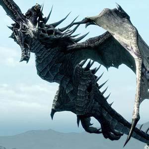 Skyrim Dragonborn - Drachen