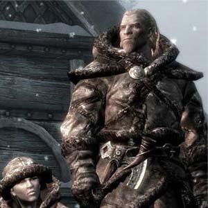 Skyrim Dragonborn - Charaktere