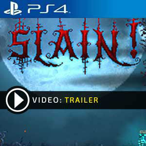 Slain PS4 Digital Download und Box Edition