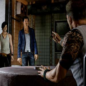 Sleeping Dogs - Thugs