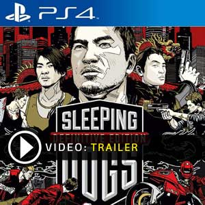 Sleeping Dogs Definitive Edition PS4 Digital Download und Box Edition