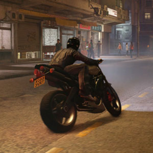 Sleeping Dogs Definitive Edition fahren