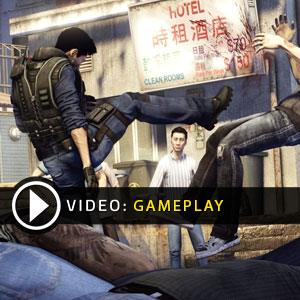 Sleeping Dogs Definitive Edition Gameplay Video