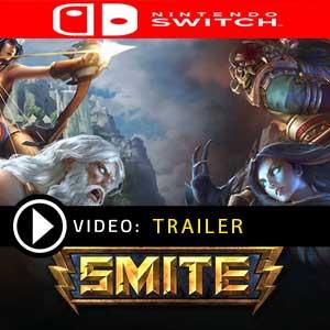 SMITE Nintendo Switch Digital Download und Box Edition