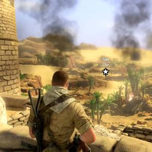 Sniper Elite 3 PS4 Schlachtfeld