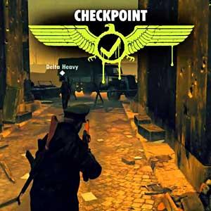 Sniper Elite Nazi Zombie Army 2 - Kontrollpunkt