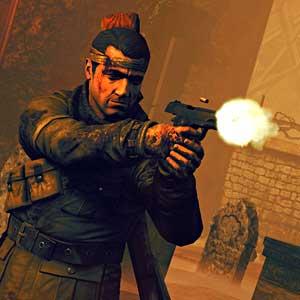 Sniper Elite Nazi Zombie Army 2 - Kopfschuss