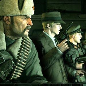 Sniper Elite Nazi Zombie Army Charaktere
