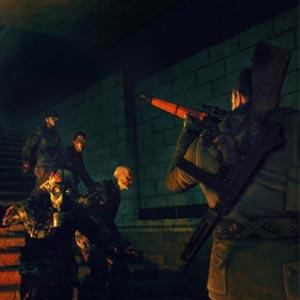 Sniper Elite Nazi Zombie Army Feinde