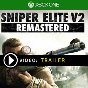 Sniper Elite V2 Remastered Xbox One Digital Download und Box Edition