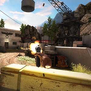 Sniper Elite VR - Pistole