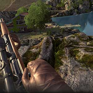 Sniper Elite VR - Neu laden