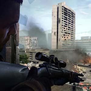 Sniper Ghost Warrior 2 - Stadt