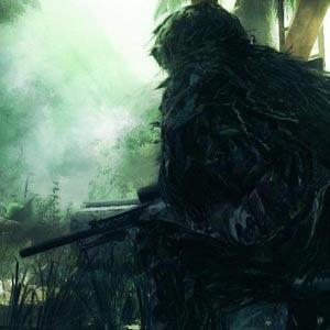 Sniper Ghost Warrior - Camouflage