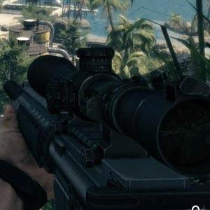 Sniper Ghost Warrior - Waffe