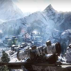 Sniper Ghost Warrior Contracts 2 Scharfschützen-Zielfernrohr