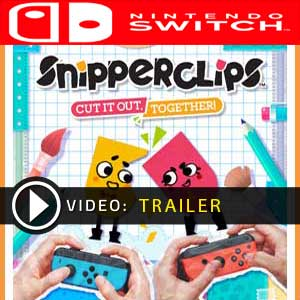 Snipperclips Cut it out together Nintendo Switch Digital Download und Box Edition