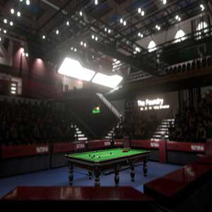 the snooker nation