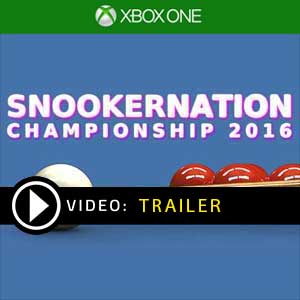 Snooker Nation Championship Xbox One Digital Download und Box Edition