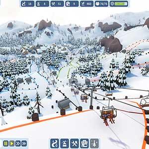 Snowtopia Ski Resort Builder Skilift