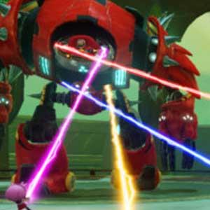 Sonic Boom Rise of Lyric Nintendo Wii U Robots