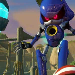 Sonic Boom Rise of Lyric Nintendo Wii U Charakter