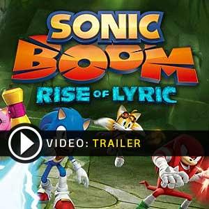Sonic Boom Rise of Lyric Nintendo Wii U Digital Download und Box Edition