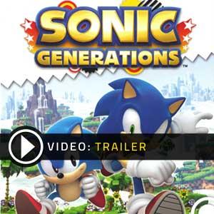 Kaufen Sonic Generations CD Key Preisvergleich
