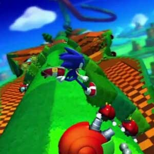 Sonic Lost World Gameplay