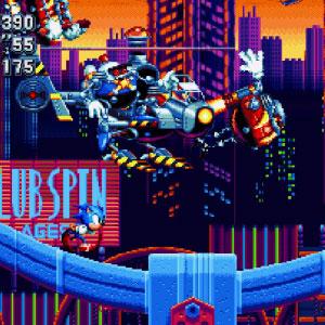 Sonic Mania - Gameplay Image