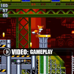 Sonic Mania Gameplay Video