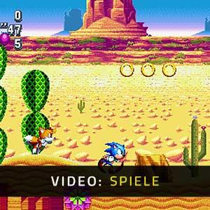 Sonic Mania Gameplay Video