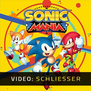 Sonic Mania Video Trailer