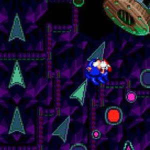 Sonic Spinball Spiel-Modus
