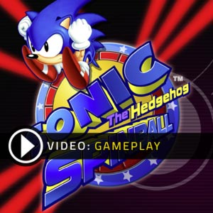 Sonic Spinball Gameplay Video
