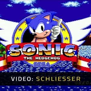 Sonic The Hedgehog Video Trailer