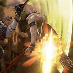 Soulcalibur Dynamische Kämpfe