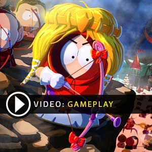 South Park The Fractured But Whole Xbox One Gameplay Video