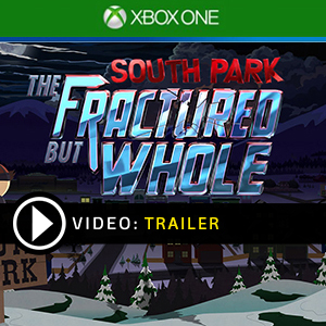 South Park The Fractured But Whole Xbox Digital Download und Box Edition