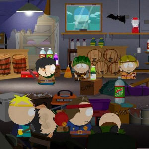 South Park the Stick of Truth Schlacht
