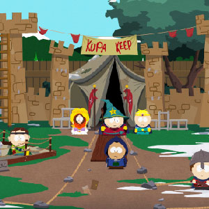 South Park the Stick of Truth Charakter Gestaltung